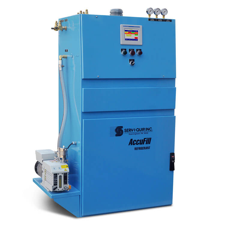 AccuFill Refrigerant Charging System