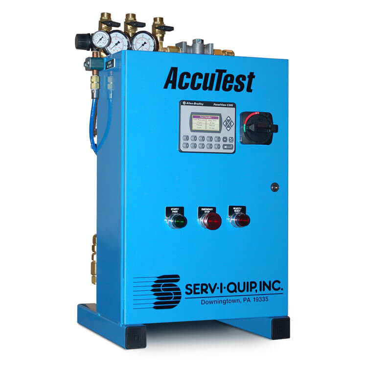 AccuTest NH 110 Test Station